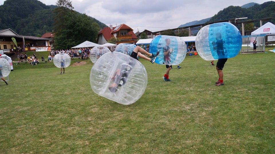 Bubblesoccer Österreich