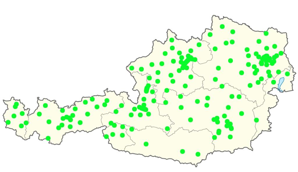 Bubblesoccer Österreich Veranstaltungen
